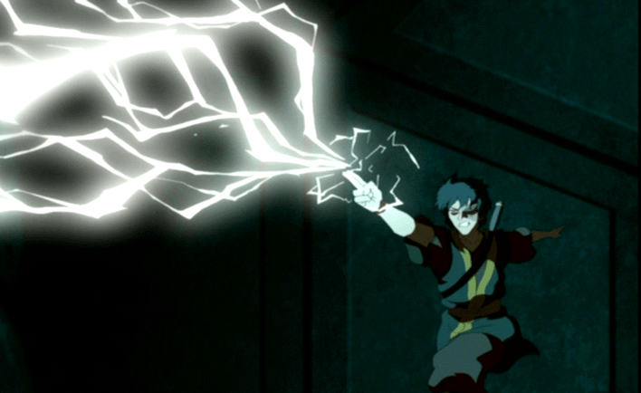 Zuko-lightning-redirection
